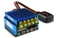 Wholesale 6v Esc - SkyRC TS50 50A LiPo Battery 2S Sensored Brushless ESC with 6V 2A BEC for 1 10 RC Buggy Touring Car