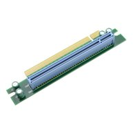 Wholesale 1u Chassis - PCI-E Express 16X 90 Degree Adapter Riser Card For 1U Computer Server Chassis Wholesale