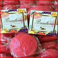 Wholesale New Bumebime soaps Handwork bath bombs Soap with Fruit Essential Natural Mask White Bright Oil Soap