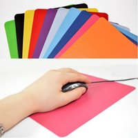 Wholesale Wrist Mouse Pad - Colorful Wrist Comfort Mice Pad Mat Mousepad with Wrist Rest for Optical Mouse no smell Promotion Gift