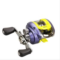 Wholesale Dual Casting - Hot Sale Royale Legend Right or Left Baitcasting Reel 12+1BBs 6.2:1 Bait Casting Fishing Reel Magnetic and Centrifugal Dual Brake