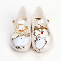 Wholesale Fragrance Baby - Melissa jelly shoes fashion new girls cartoon anime sandals children soft bottom beach sandal baby shoes girls fragrance sandals T4457