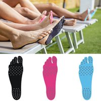 Wholesale 3 Colors Summer Nakefit Soles Invisible Beach Shoes Nakefit Foot Pads Nikefit Prezzo Nakefit Foot Pads