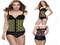 Wholesale Selling Waist Trainers - Hot Selling Waist Trainer Training Corset Women Waist Cincher Girdle Training Body Shapers Cinchers Shapewear
