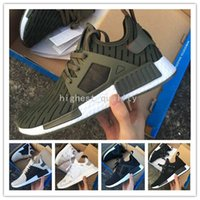 Wholesale Skeleton Table - (With Box) Hot Top Quality Originals NMD XR1 Skeleton Black green white Camo Mens Running Shoes For men Sports Shoe Athletic Sneakers Women