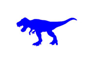 Wholesale Wall Stickers Funny - Wholesale 20pcs lot T-rex Funny Jdm Vinyl Decal Car Stickers Windshield Window Glass SUV Door Bumper Auto Parts Scratches Motorcycles Wall