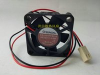 Wholesale 4cm fan for sale - Group buy Original SUNON MM cm V W KD1204PFB2 mute cooling fan