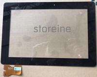 Wholesale Glass Digitizer Replacement Asus - For Asus MeMo Pad Smart 10 ME301 ME301T K001 JA-DA5280N-IBB VerTablet Touch Screen Digitizer Glass Lens Replacement Touch Panel