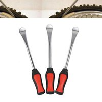 Wholesale Change Tire Tools - 3pcs Tire Lever Tool Spoon, Three Pcs, Motorcycle Bike Tire Change Kit with Case Free shipping