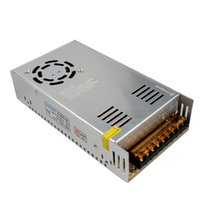 Wholesale 12v 25a power supply - 12V 2A 24W 5A 60W 10A 120W 15A 180W 20A 240W 25A 300W 30A 360W 40A 480W 50A 600W Switch Power Supply LED Transformer For LED Strip 110V-240V