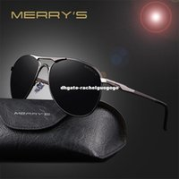 Wholesale dhgate branded sunglasses resale online - dhgate Aluminum Polarized Sunglasses Men Classic Brand Designer driving Eyewear Pilot sunglass S