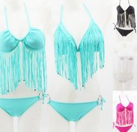Wholesale Simple Beach Clothing - Women swimming multi-color swimsuit simple and comfortable beach clothes 2017 Europe and the United States selling Ms. BIKINI