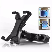 """Wholesale Back Supports For Cars - New Universal 7-10.1"""" Car Back Seat Headrest Mount Tablet Support Holder Stand For For iPad tablet"""