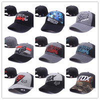 Wholesale Outdoor Snapbacks - Newest Design Fox hats Snapback hats 2017 New bboy Chapeu Men Women Outdoors Casquettes gorras bones baseball caps