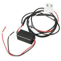 Wholesale Daytime Harness - 12V 2A Car LED DRL Relay Daytime Running Light Relay Harness Auto Car Controller On Off Switch Parking Light