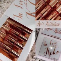 Wholesale Love Dolls Discount - 2017 Discount Price Kylie Koko Kollection 2 lipstick collection kit In Love With The Koko 4 Piece Doll Bunny