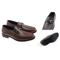 oxford best dress shoes venda por atacado-Couro de luxo Real de Couro Dos Homens Sapatos Casuais Desenhador Oxford Capina Mocassin Sapatos de Vestido Zapatos Hombre Melhor Qualidade 40-46