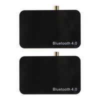 soporte de resorte al por mayor-Freeshipping Nuevo Bluetooth 4.0 Music Receiver Adaptador de audio inalámbrico Coaxial / Optical Bluetooth music transfer Receptor para Android / MP3