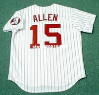 Wholesale RICHIE ALLEN Chicago White Sox s Majestic Cooperstown Home Baseball Jersey