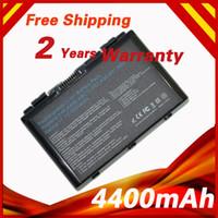 Wholesale A32 F82 - Wholesale-Laptop Battery for Asus A32-F82 A41 F52 F82 K61 K70 X8A A32-F52 L0690L6 L0A2016 K40 K40E K40N K40lN K50 K51 K60 P81 X5A X5E X70