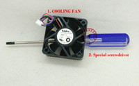 Wholesale Nidec 4cm Cooling Fan - Wholesale- New Original for Xbox Kinect 2.0 body sense game cooling fan Nidec X880927-004 U40R05MS1A7-57A07A DC5V 0.08A 4CM ASB0405LB