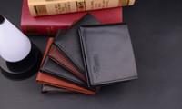 Wholesale Cheap Clutch Purses Leather - Fashion&Hot Wallet men genuine leather men wallets purse short male clutch leather wallet mens wholesale manufacturers cheap wallet