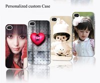 Wholesale Diy Cellphone Case - Wholesale Customized DIY Design Clear Soft TPU Mobile phone Cover Case For Personality Fashion Design Cellphone Back Coverage