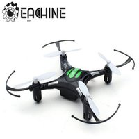 Wholesale Metal Model Axles - Hot Sale Eachine H8 Mini Headless Mode 2.4G 4CH 6 Axle RC Quadcopter RTF Mode2