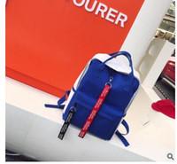 Wholesale wholesale fashion korean school bag - Travel Backpack Korean Women Backpack Leisure Student Schoolbag Women Bag Teenage Student School Bag 5 color KKA3296