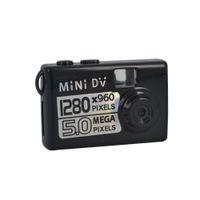 tam hd tanım toptan satış-Toptan-Yüksek kaliteli 5MP HD Küçük Mini Video Kaydedici DV Dijital Kamera Kamera Tanım Ultra Webcam DVR