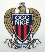 Wholesale Free Sewing Supplies - Custom 100% Embroidery OGC NICE Iron On Patch Embroidered Sewing Patch Supplies DIY Accessory Application Patch G0501 Free Shipping