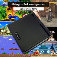 Wholesale Pvp Console Inch - 8 Bit GB Station SP PVP PXP3 Kid Handheld Video Game Console With 142 Games 2.7'' LCD Retro Player