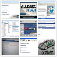 Wholesale Elsa Win - 2017 Auto Repair Software Alldata 10.53 + Mitchell 2015+ elsa win software + Vivid etc 15 in1 with 1TB Hard Disk Free DHL Shipping