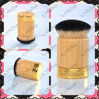 Wholesale High Quality Kabuki - HOT factory direct sale Tarte Airbuki Kabuki Bamboo Powder Foundation Brush High Quality Soft Versatile Makeup Brushes