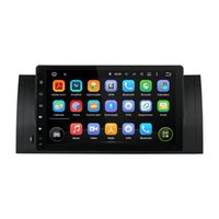 "Wholesale Dvr X3 - Deckless CAPACTIVE 1024X600 screen 9"" Android 5.1.1 Fit BMW E39 X5 M5 E38 E53 1995-2003 Car DVD Navigation GPS Radio wifi DVR player"