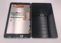 Wholesale Asus Nexus Replacement Glass - Wholesale- For Asus Nexus 7 1st ME370T 2012 Wifi LCD Display Monitor + Digitizer Touch Panel Screen Glass Assembly + Frame Replacement