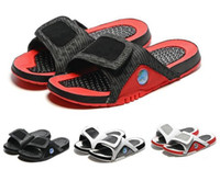 Wholesale Eva Beach Sandals - Free Shipping Mens Air Retro 13 Slippers XIII Hydro Sandals Retro 13s Summer Slides US Size 7 - 13