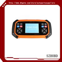 pic usb programmer NZ - OBDSTAR X300 PRO3 X-300 Key Master with Immobiliser + Odometer Adjustment +EEPROM PIC+OBDII