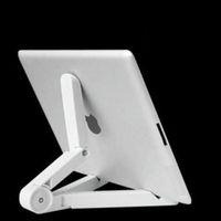 ingrosso treppiedi per tablet ipad-Supporto universale regolabile per telefoni cellulari pieghevoli Supporto per treppiede Supporto per iPad 2 3 4 5 Mini Air 7-10 pollici Tablet PC