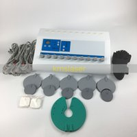 Wholesale New Wave Electric - New portable Slimming Machine Weight Loss ems muscle stimulator Electrostimulation Machine Russian Waves ems Electric Muscle Stimulator
