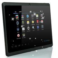 tablette pc q88 achat en gros de-Gros- 7 pouces Q88 Android 4.2 Tablet PC capacitif double Caméras 4 Go WiFi + A23 1.2GHz 3G Dual Core