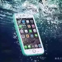 Wholesale Iphone Waterproof Version - Waterproof Case for iphone 6 6s [4.7-Inch Version] High quality New fre Water Dirt Snow Proof protective case Clear Retail Packaging