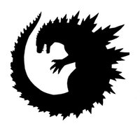 Wholesale Window Wall Cover - Wholesale 10pcs lot Sci-fi Adventure Movie Godzilla Claws Car Sticker for Wall Camper Van RV Motorcycles Car Covers Waterproof Vinyl Decal