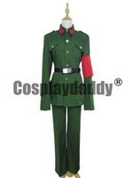 Wholesale China Male Costume - Axis Powers Hetalia China Cosplay Uniform Costume