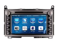 Wholesale mp3 player screen gray online - Car DVD Player GPS Navigation for Toyota Venza with Radio BT USB SD AUX Audio Stereo