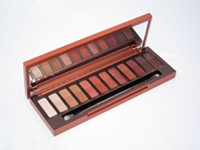 Wholesale Newest Heat Eyeshadow Palette Colors Professional Makeup Eyeshadow Palette With Makeup Brushes Makeup set DHL free