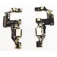 Wholesale Usb Plug Pcb - Replacement Original For HuaWei P10 VTR-AL00 5.1 inch USB Charging Port Flex Cable Dock Plug Connector PCB Board