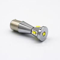 luces de cola de coche nuevo al por mayor-Nuevo 12 ~ 24 V 45 w 1156 1157 bombillas de coche led para la luz de fondo de la cola lateral a su vez estacionamiento signallight