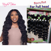 Wholesale curly ombre hair brown blonde bundles for sale - Group buy 2017 new Ombre blonde extensions Brazilian hair deep wave curly human braiding hair extension african american malaysian hair human bundles