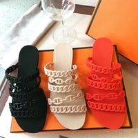 Wholesale Ladies Jelly Sandals - 2017 NEW Style Summer Fashion Women Sandals Flats Jelly Shoes Slippers Lady Beach Casual Flip Flops